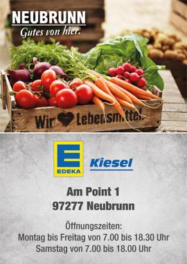 EDEKA Frischemarkt Kiesel