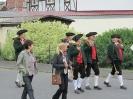 Fränkisches Böllerschützentreffen