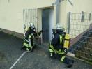 Feuerwehr Übung am Schützenhaus 2014